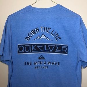 Quiksilver Graphic Tee